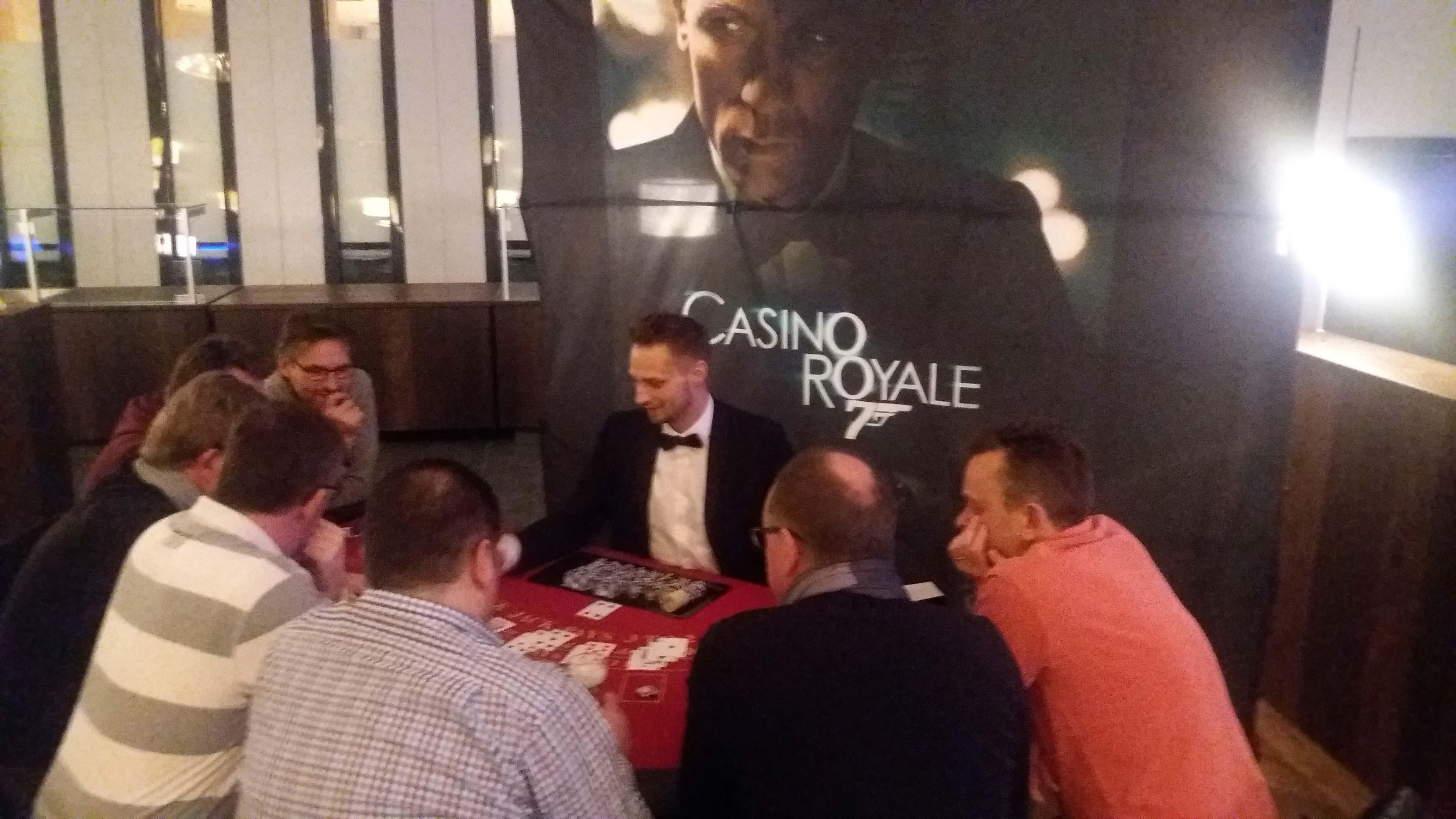Casino Mobil Frankfurt