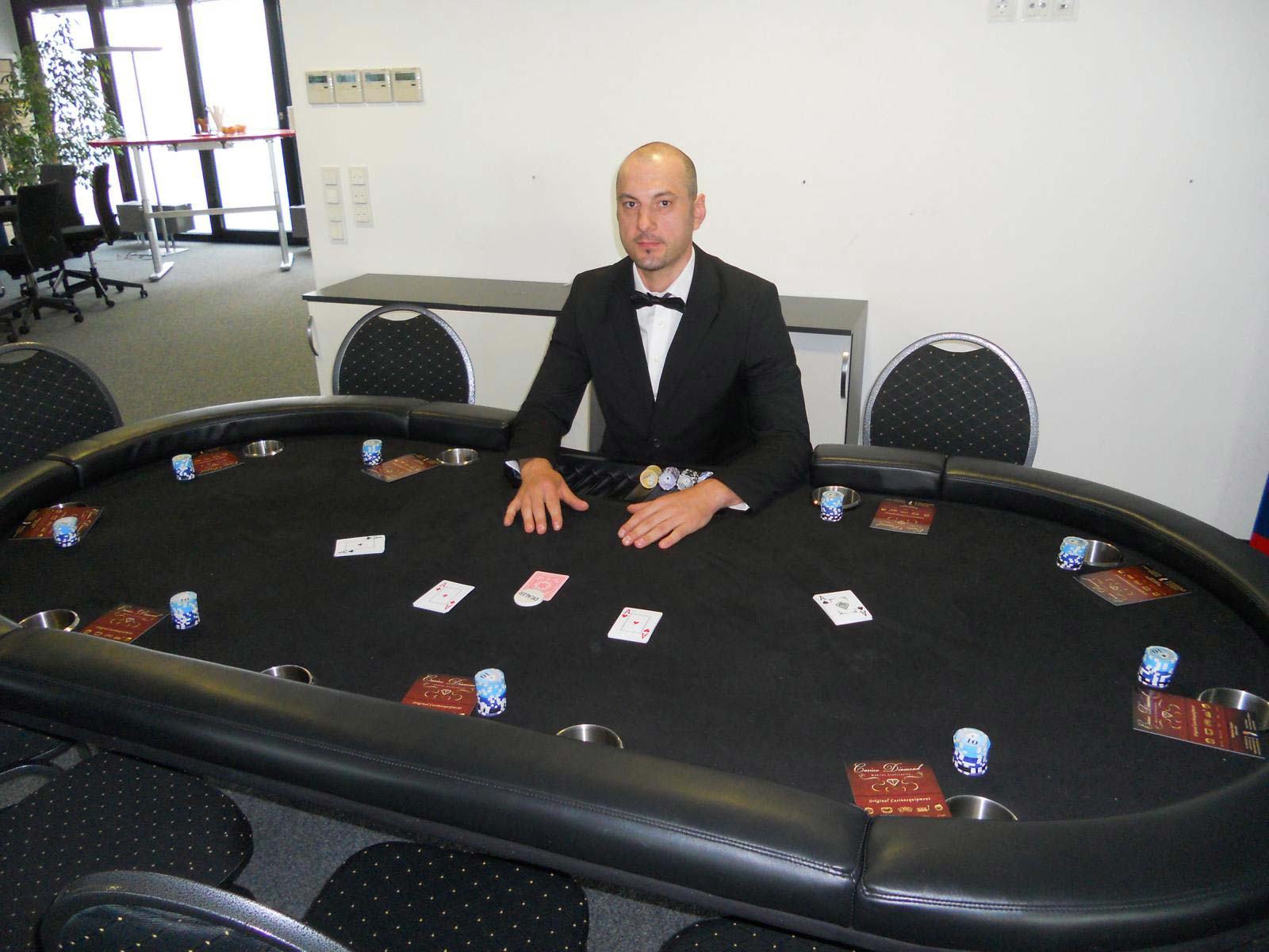 Pokerturnier Stuttgart