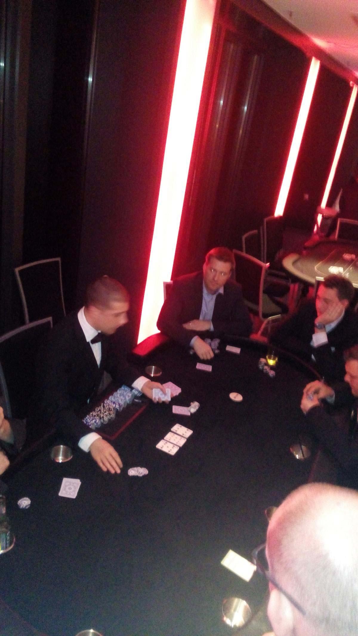 roulettpermanenzen bei spiel casino