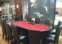 Mobiles Casino Muenchen Pokertisch